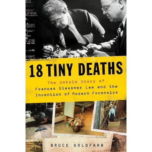 18 Tiny Deaths - by  Bruce Goldfarb (Hardcover) - image 1 of 1