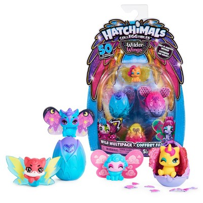Hatchimals Colleggtibles Multipack Wilder Wings