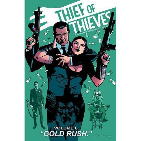 Thief of Thieves, Volume 6 - by  Andy Diggle (Paperback) - image 1 of 1