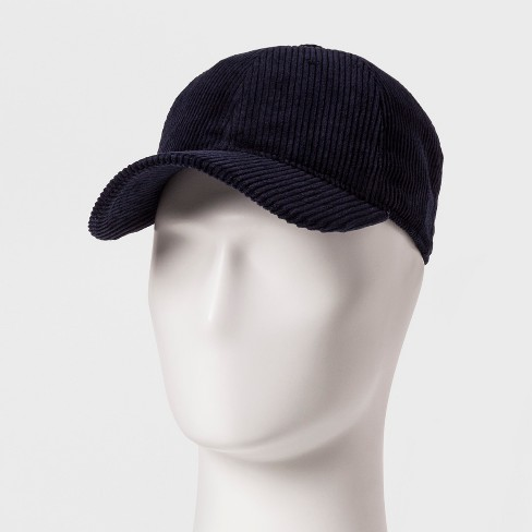 9c47b0101024f Men s Baseball Hat - Goodfellow   Co™ Navy One Size   Target