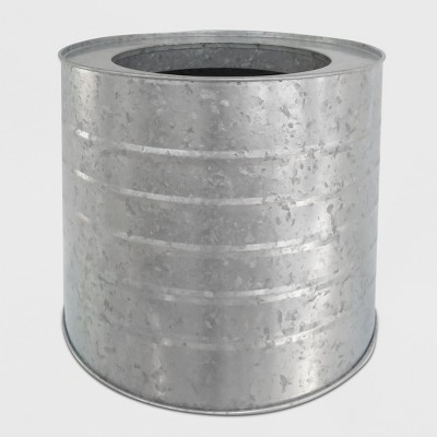 12  Iron Galvanized Planter - Smith & Hawken™