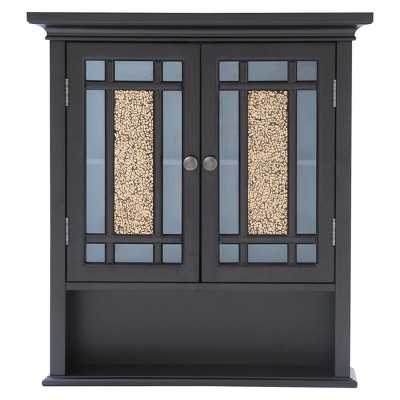 Windsor Wall Cabinet - Elegant Home Fashions