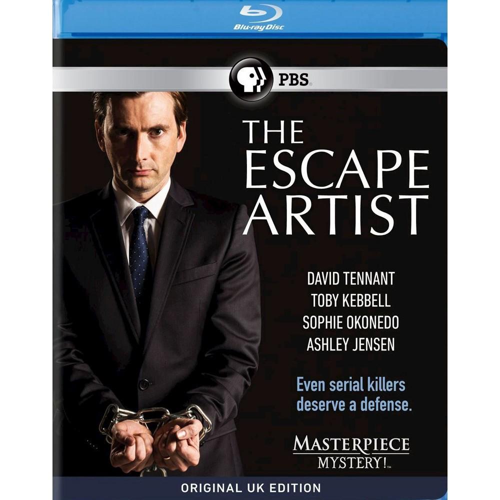 Masterpiece Mystery:Escape Artist (Blu-ray)