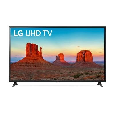 LG 60  4K Ultra HDR Smart LED TV