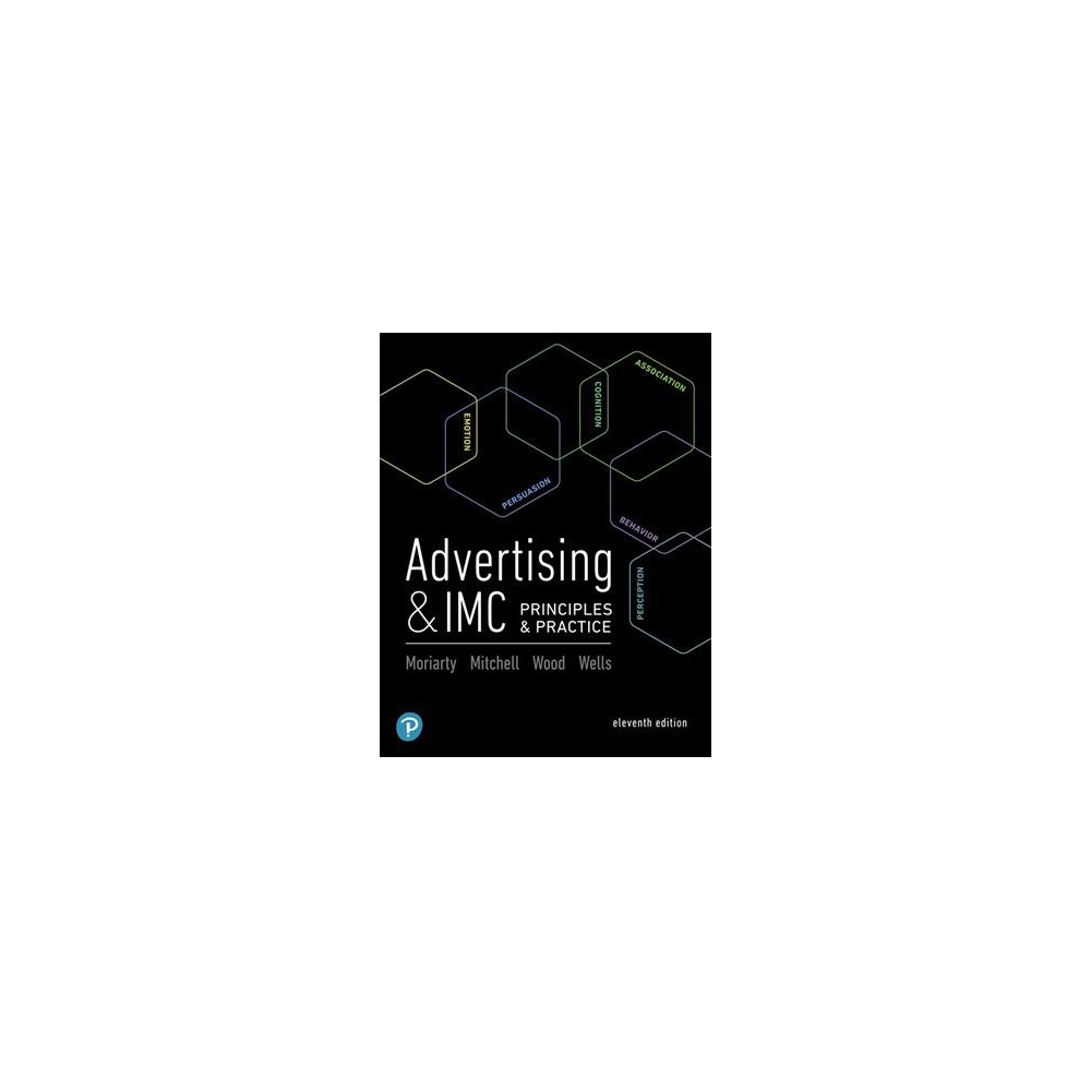 Advertising & Imc : Principles and Practice - (Hardcover)