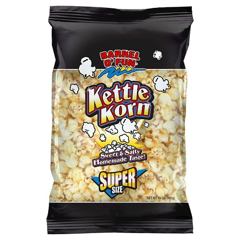 Barrel O'Fun® Sweet & Salty Kettle Korn - 16oz - image 1 of 1