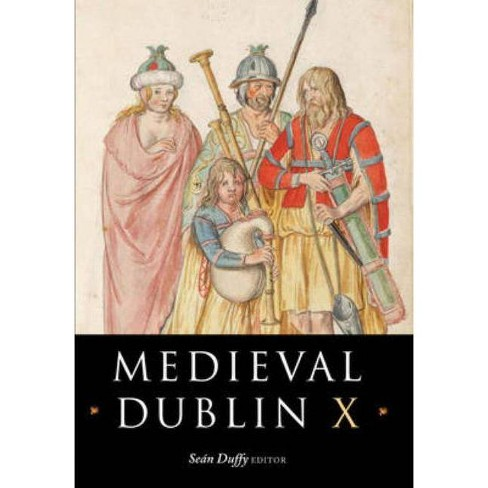 Medieval Dublin X - (Paperback) - image 1 of 1