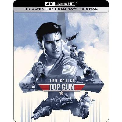 Top Gun (SteelBook)(4K/UHD)
