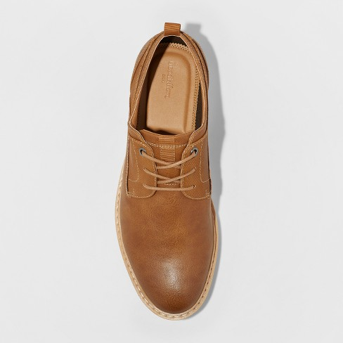 4b94e9adc22f Men s Andres Oxford Casual Dress Shoes - Goodfellow   Co™ Tan   Target