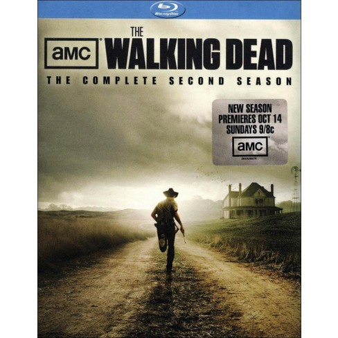 The Walking Dead: The Complete Second Season [4 Discs] [Blu-ray] - image 1 of 1