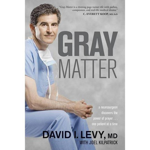 Gray Matter - by  David Levy (Paperback) - image 1 of 1