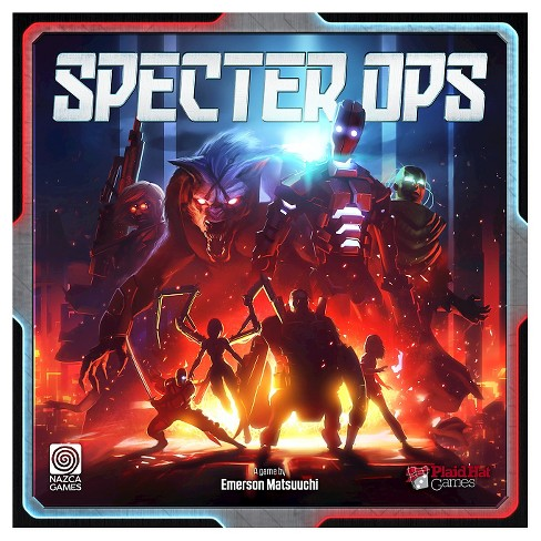 Specter Ops Board Game - image 1 of 2