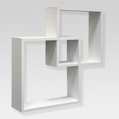 Interlocking Shelf Set - White - Threshold™