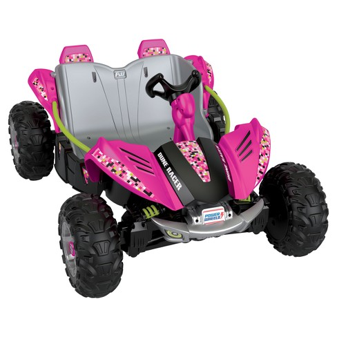Fisher-Price Power Wheels Dune Racer Pink - image 1 of 10