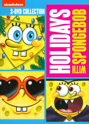 SpongeBob SquarePants: Holidays with SpongeBob (DVD)