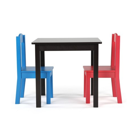 Pleasing 3Pc Kids Table And Chair Set Pierce Collection Tot Tutors Dailytribune Chair Design For Home Dailytribuneorg
