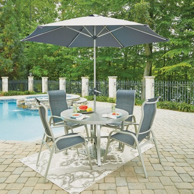 South Beach Outdoor Furniture Collection Gray Home Styles