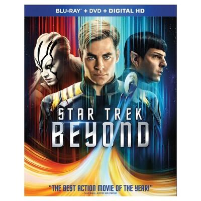 Star Trek Beyond (Blu-ray + DVD + Digital)