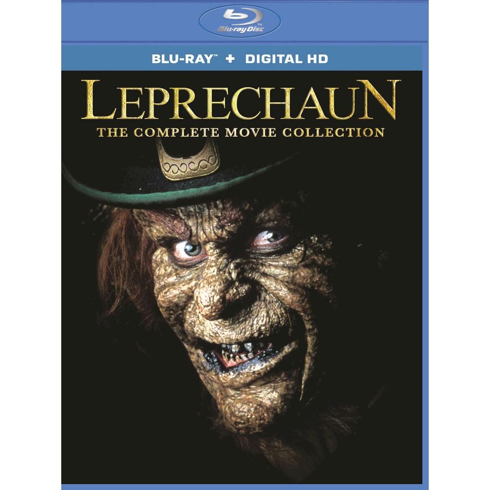 Leprechaun: The Complete Movie Collection [4 Discs] (Blu-ray +Digital)