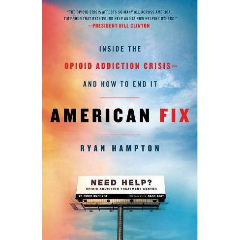 American Fix - by  Ryan Hampton (Hardcover) - image 1 of 1
