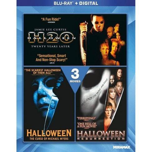 Halloween Blu Ray 2020 Halloween Collection (Blu ray)(2020) : Target
