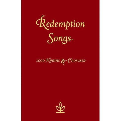 Redemption Songs - by  Collins Uk (Hardcover) - image 1 of 1