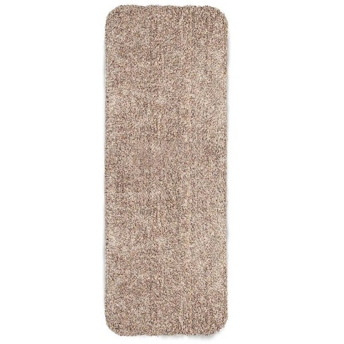 Large Microfiber Mud Rug Runner With Non Skid Backing 29 X 58