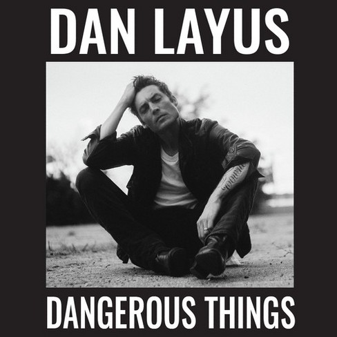 Dan Layus - Dangerous Things (CD) - image 1 of 1