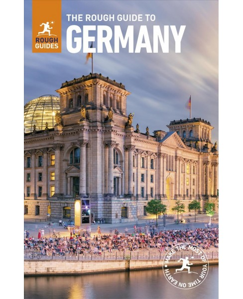 Rough Guide to Germany -  (Rough Guide Germany) by Andrew  Beattie (Paperback) - image 1 of 1