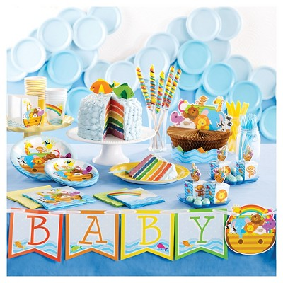 Noahs Ark Baby Shower Party Supplies Collection Target