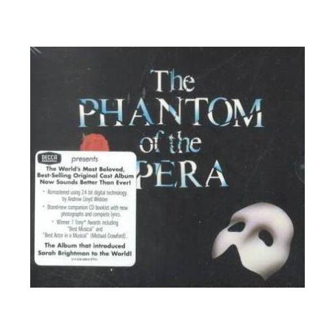 Original Cast - Phantom of the Opera (OCR) (CD) - image 1 of 4
