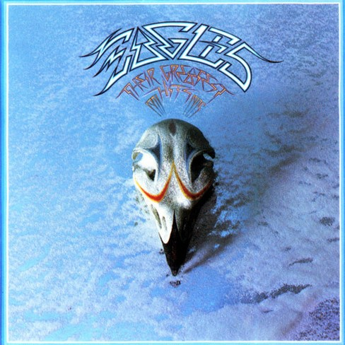 Eagles - Their Greatest Hits Volumes 1 & 2 (CD) - image 1 of 1