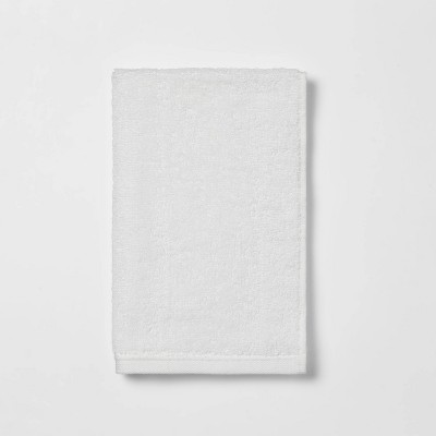 Everyday Solid Hand Towel White - Room Essentials™