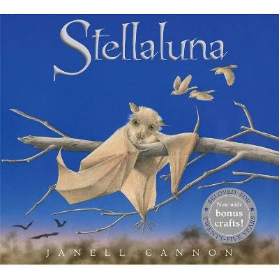 Stellaluna by Janell Cannon (Board Book)