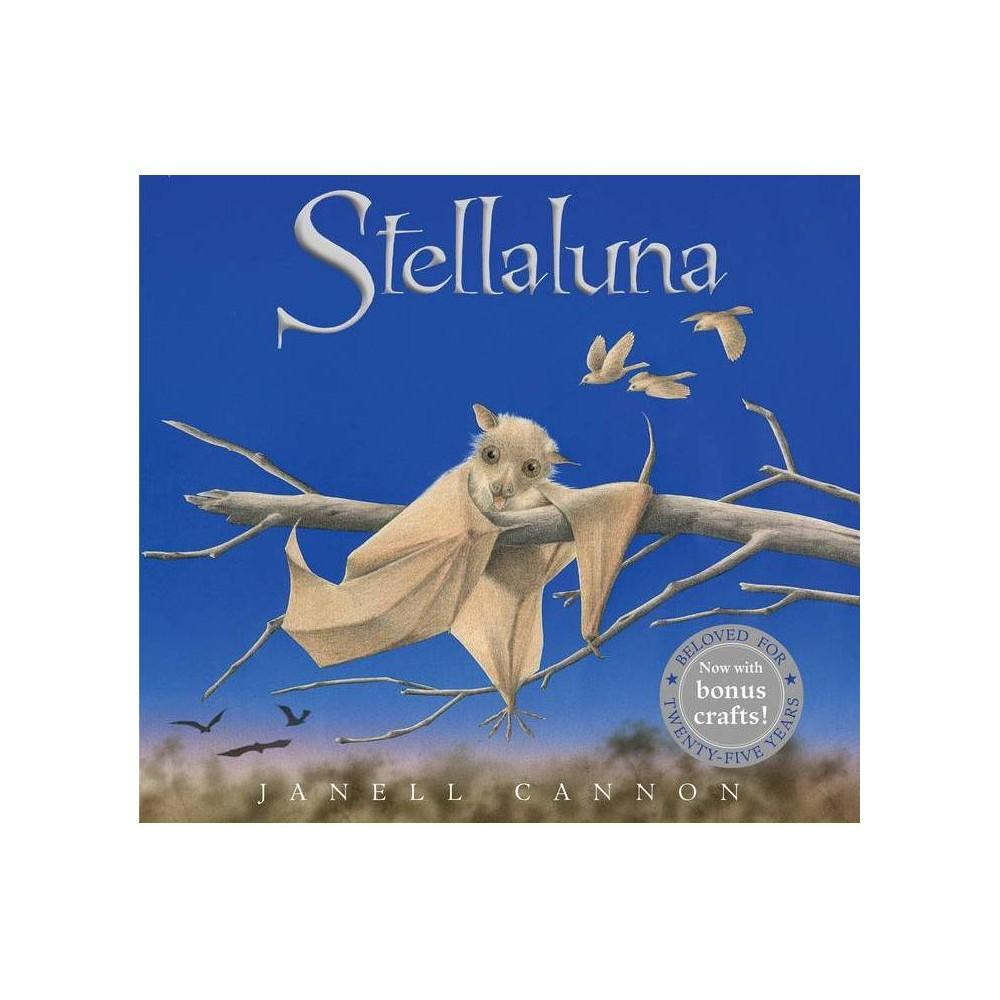 Stellaluna By Janell Cannon Board Book