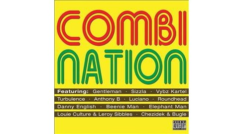 Various - Combination (CD) - image 1 of 1