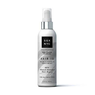 SGX NYC Hair IQ 10-in-1 Leave-in Treatment - 4 fl oz