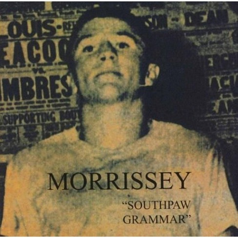 Morrissey - Southpaw Grammar (CD) - image 1 of 1