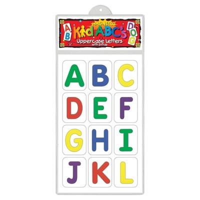 Barker Creek® KidABC's™ Magnets - Uppercase Letters