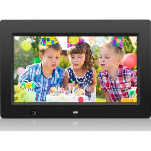 403eb1bb8ed5 Aluratek 10 Inch Digital Photo Frame With Motion Sensor And 4GB Built-in  Memory   Target
