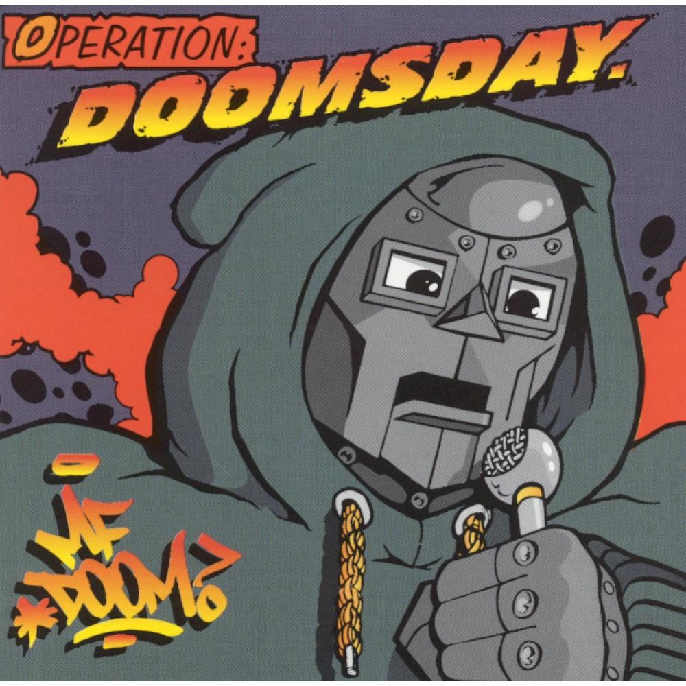 Mf Doom - Operation:Doomsday (Vinyl)