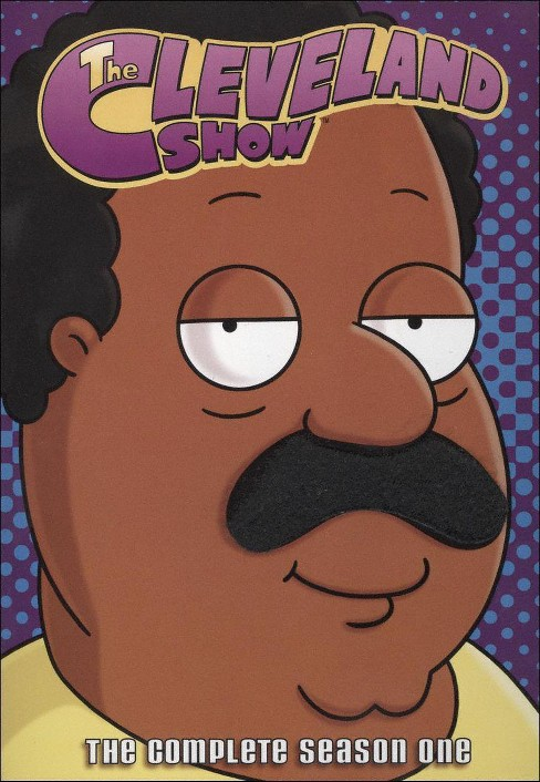 The Cleveland Show: The Complete Season One (4 Discs) (dvd_video) - image 1 of 1