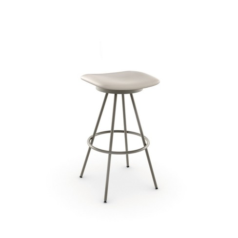 """Amisco Beacon 26"""" Counter Stool with Upholstered Seat - image 1 of 2"""