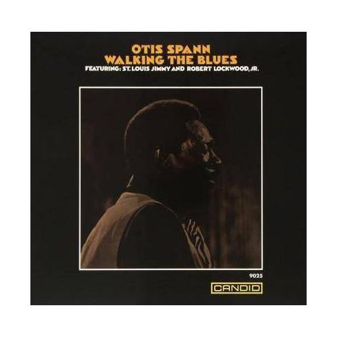 Otis Spann - Walking The Blues (Vinyl) - image 1 of 1