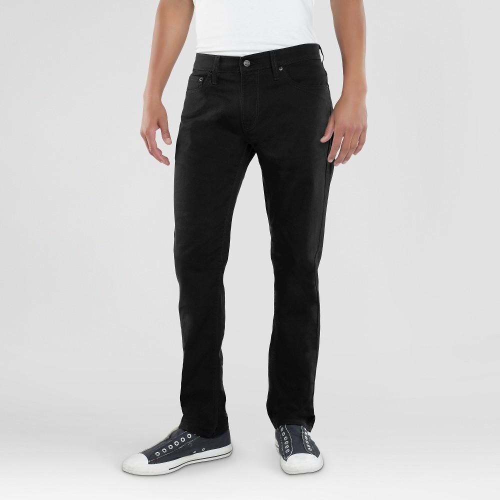 Denizen 174 From Levi S 174 Men S 216 8482 Skinny Fit Jeans Onyx 34x32