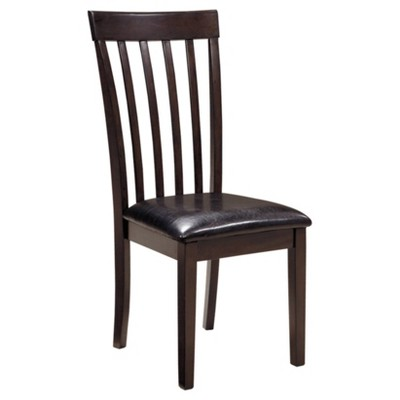 2pc Hammis Upholstered Side Chair Brown - Signature Design by Ashley