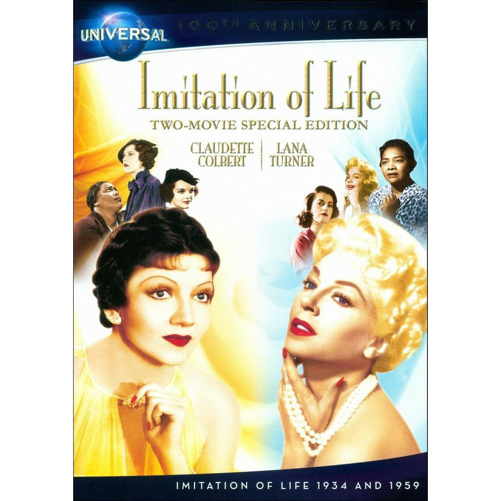 Imitation of Life (1934/1959) [Two-Movie Special Edition] [2 Discs] [Includes Digital Copy]