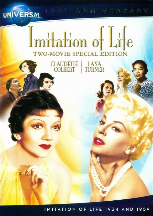 Imitation of Life (1934/1959) [Two-Movie Special Edition] [2 Discs] [Includes Digital Copy] - image 1 of 1