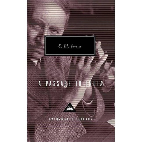 A Passage to India - (Everyman's Library Contemporary Classics) by  E M Forster (Hardcover) - image 1 of 1