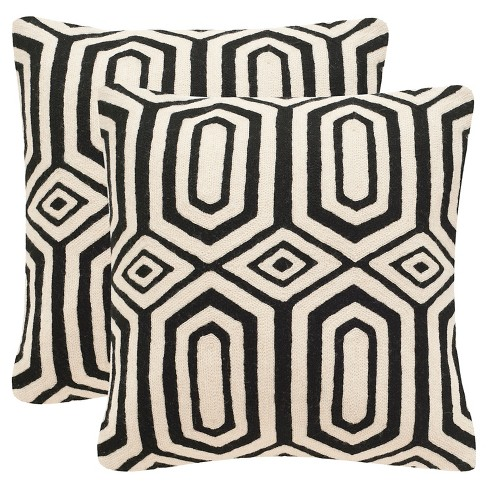 Rolfe Throw Pillow Set Of 2 - Safavieh® - image 1 of 2